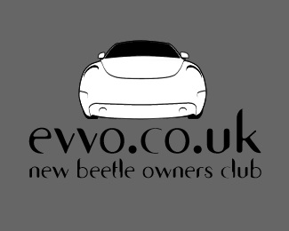 car,club,vw,new beetle logo