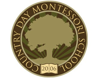 tree,sunrays,montessori,montessori school,oak tree logo