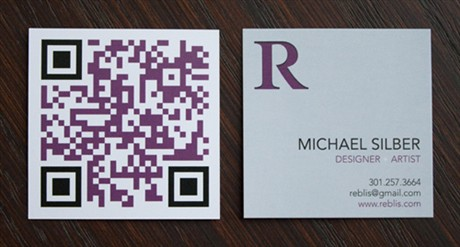 Reblis business card