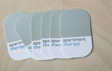 Home Decor Identity business card
