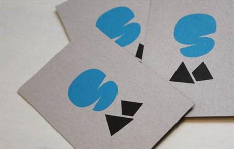 Kraftliner business card