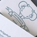 Tiny Twiggette Letterpress