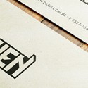 Rounded Personal Card