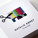 TV Editing Identity Design