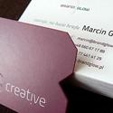 Brand Glow Business Card