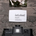 Photographer's Business Card