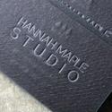 Hannah Maple Business Cards