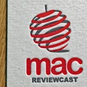 Mac Review Cast Business Cards