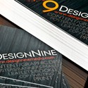 Design Nine Media Card