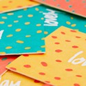 Colorful Identity Cards
