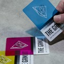 Colorful Transparent Card Design