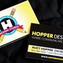 HOPPER Design Card