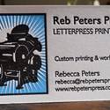 Reb Peters Press