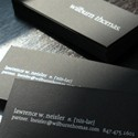 Fiber Mark Touche Cards