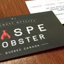 Gaspe Lobster Identity