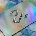 Mirrored Foils Card
