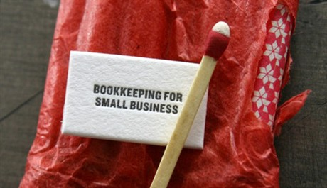World's Smallest business card