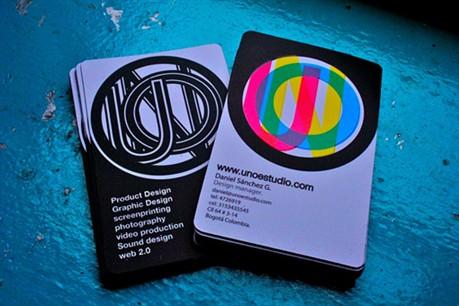 Unoestudio Unique business card