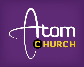 logo,purple,science,religion,branding logo