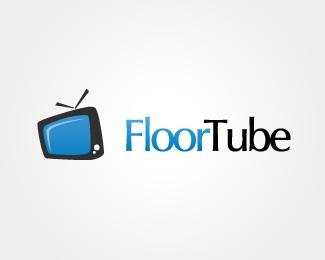 videos,tube,floor logo