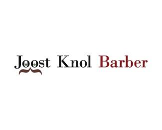 Joost Knol Barber logo