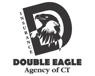 creative,logo,latest,eagle,double eagle logo