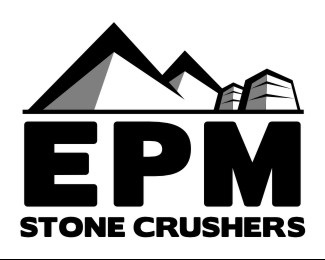 construction,rock,stone logo