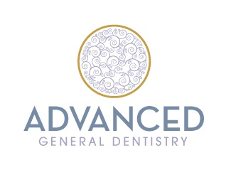 advanced,icon,complex,dental,dentistry logo
