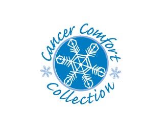 blue,snowflake,cancer,sarah spoelstra logo