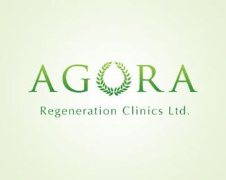 Agora Regeneration Clinics logo