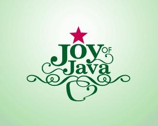 coffee,star,tree,christmas logo
