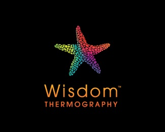 Wisdom Thermography logo