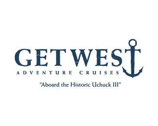 blue,cruise,traditional,adventure,rustic logo