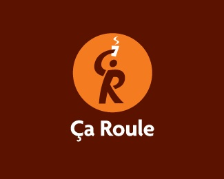 coffee,mobile,france,trailer,crepes logo