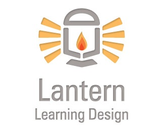 lantern,light,elearning logo