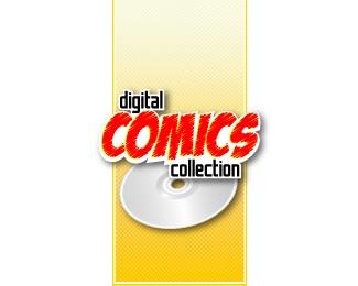 Digital Comics Collection logo
