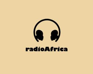 music,radio,africa logo