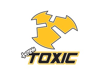 football,soccer,team,toxic,sports logo