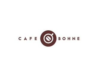 coffee,cup,round,bean logo