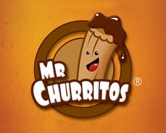 restaurant,chocolate,dessert,mexican,churros logo