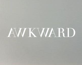 random,serif,typography,awkward,didot logo