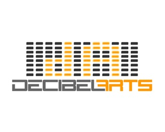 arts,event,music,party,decibel logo