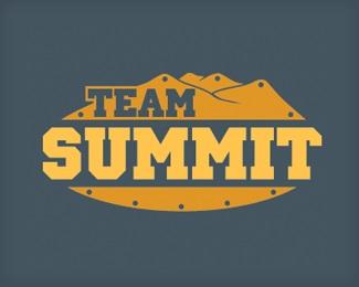 Team Summit Comp 13 logo