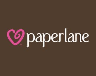 heart,love,paper,pink logo