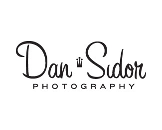 script,vintage,crown,typography logo