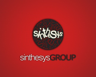 design,group,logo,statistics,sinthesys logo