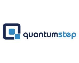 design,graphic design,logos,creative thinking,quantum step logo