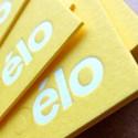 Yellow Letterpress