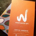 West Werks Art Card