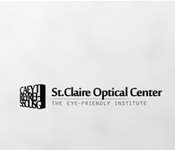 St. Claire Optical Center Logo